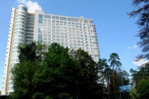 Вид дома со стороны Иваньковского шоссе